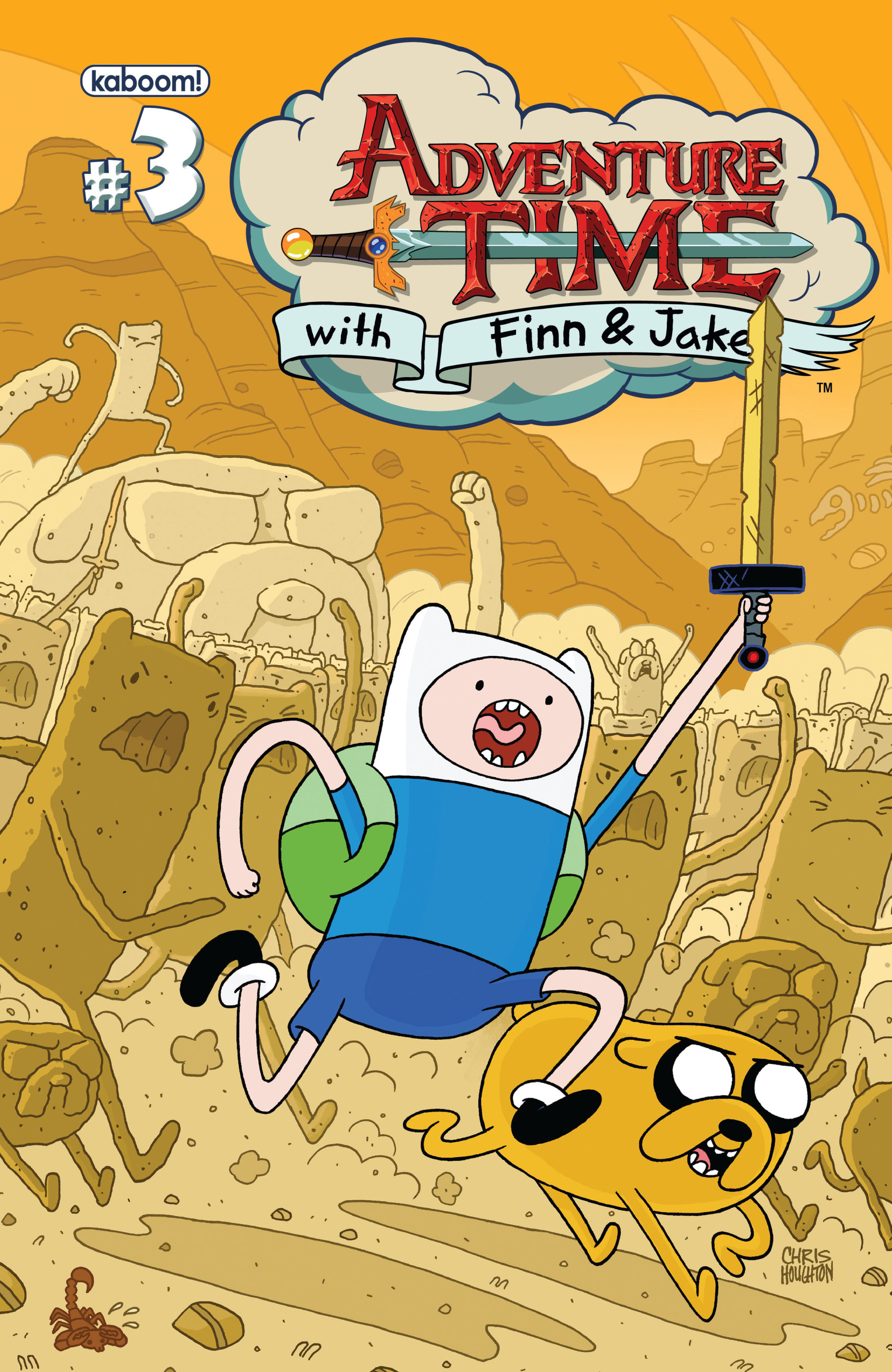 Adventure Time 3 Page 1