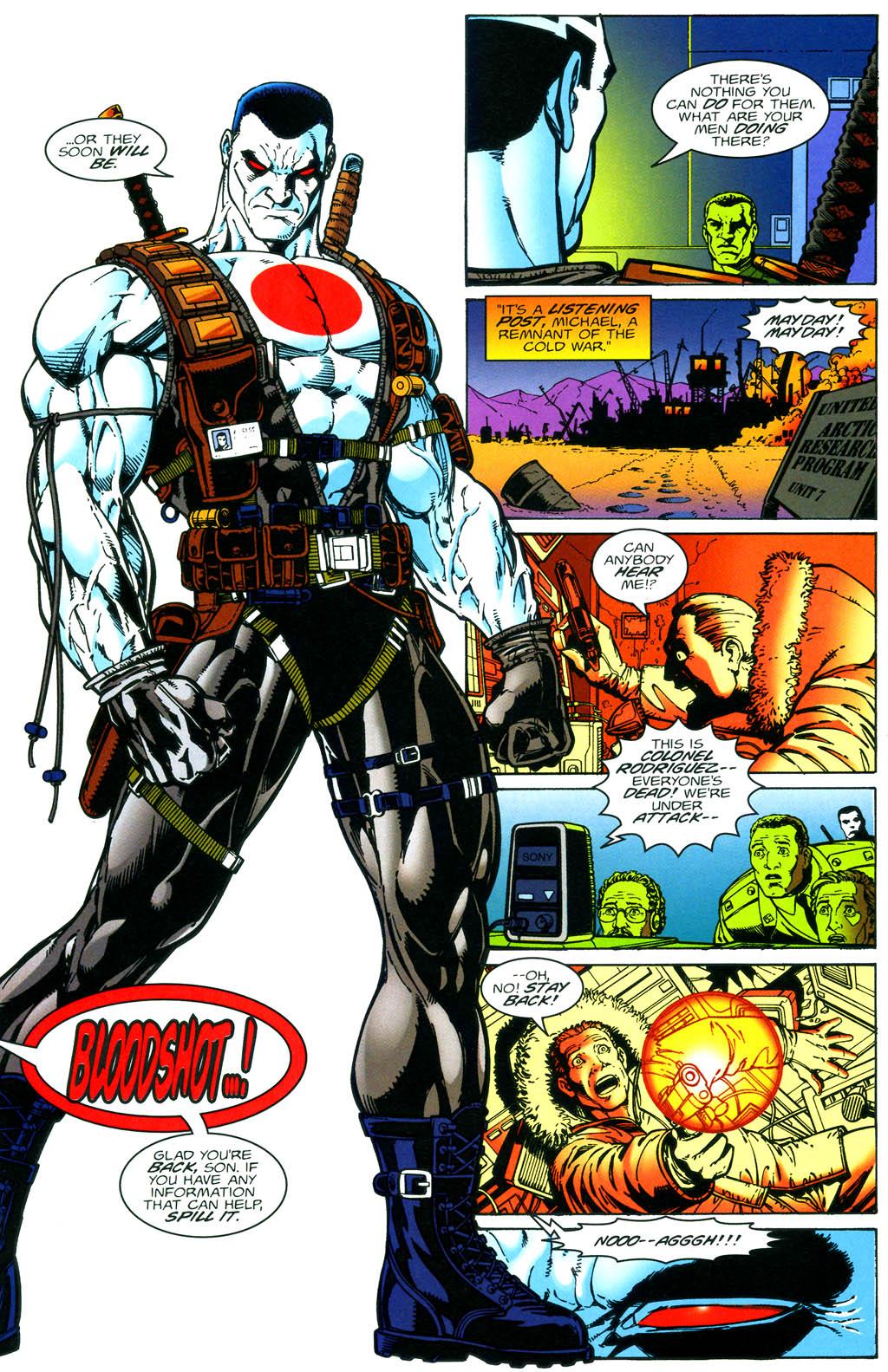 Read online Bloodshot (1993) comic -  Issue #50 - 5