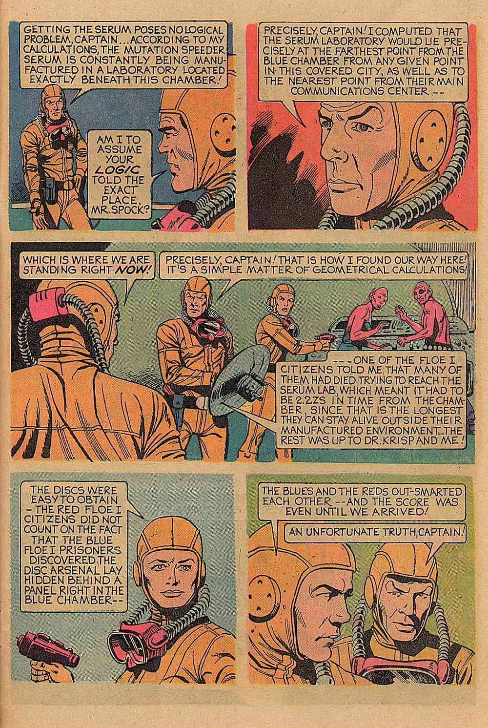 Star Trek (1967) Issue #27 #27 - English 21