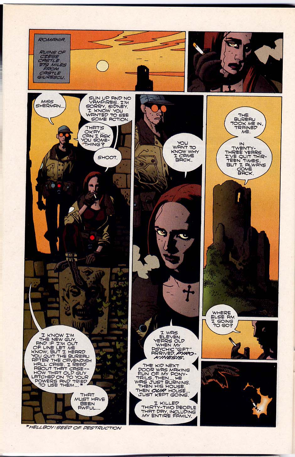 Hellboy: Wake the Devil Issue #3 #3 - English 14