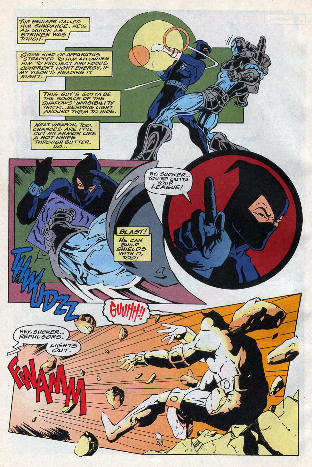 Force Works Issue #12 #12 - English 41