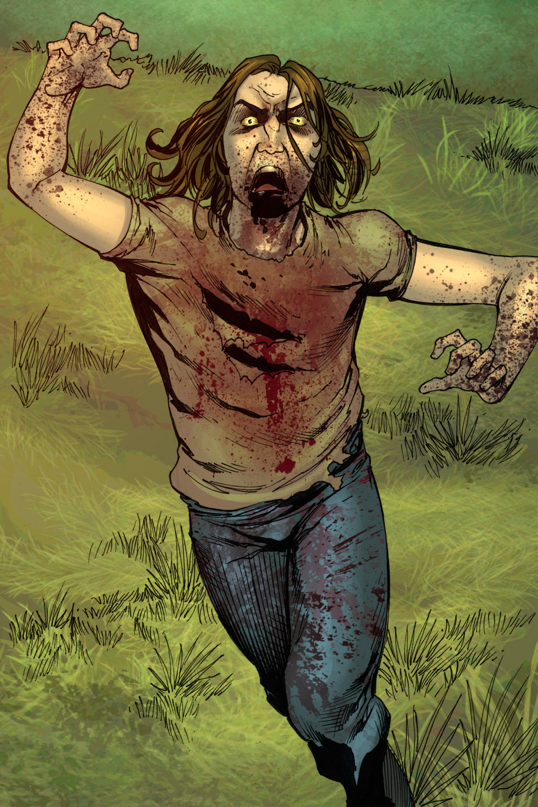 Read online Z-Men comic -  Issue #1 - 155