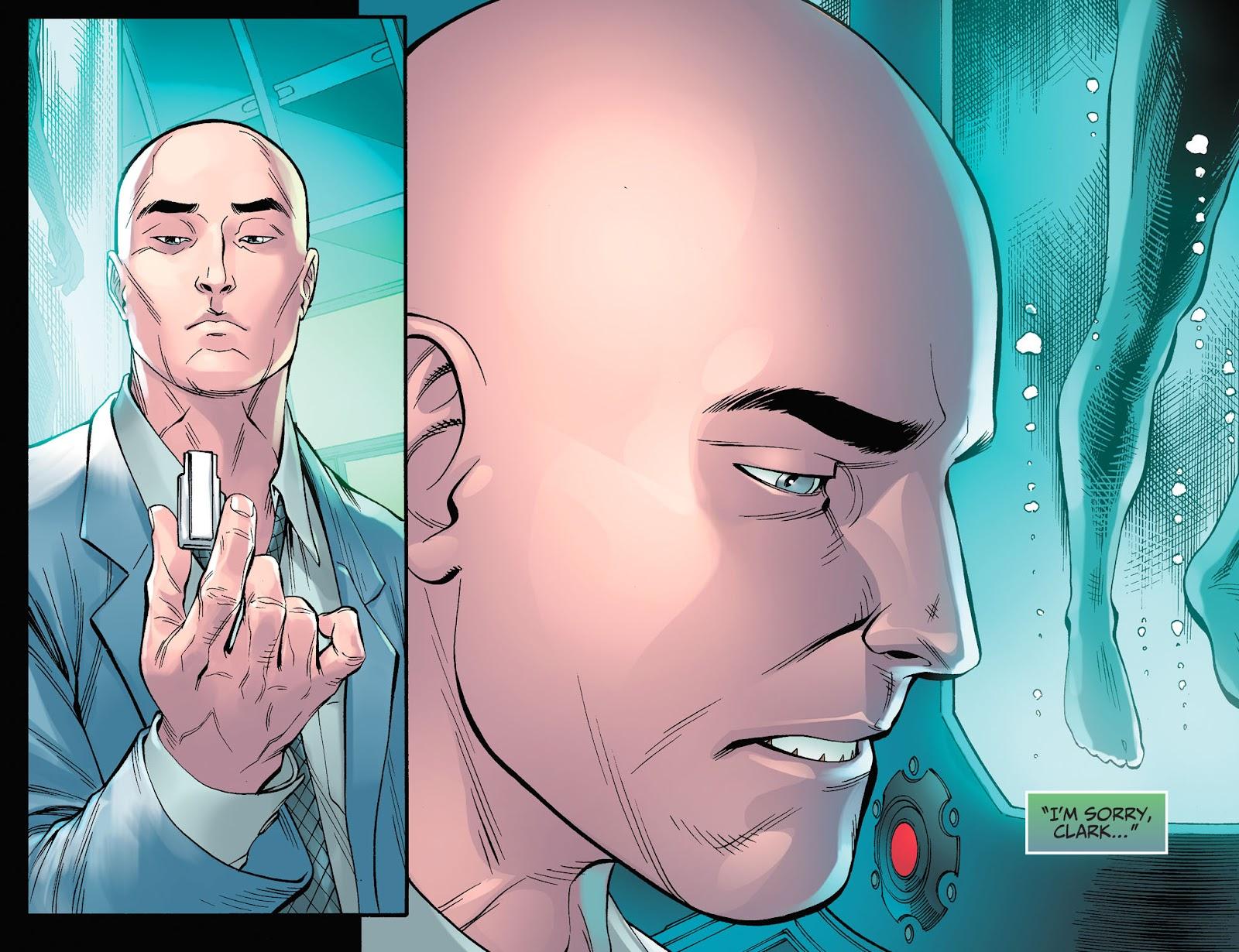 Injustice: Gods Among Us Year Four Issue #11 #12 - English 13