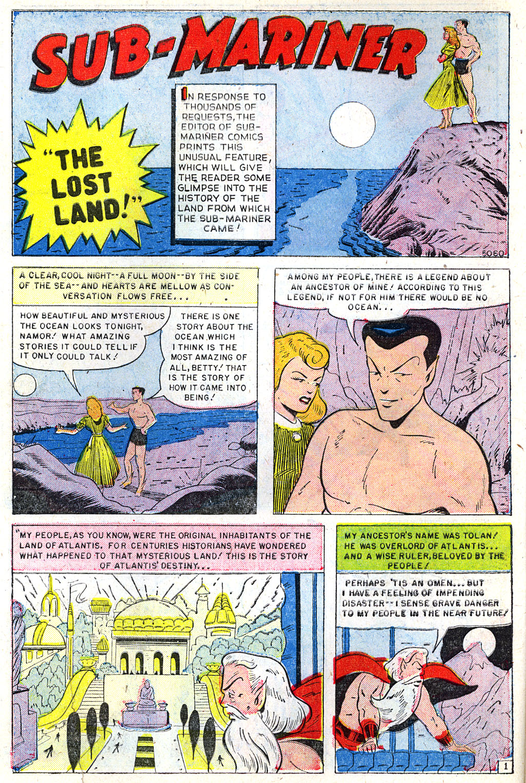 Sub-Mariner Comics #31 #31 - English 9