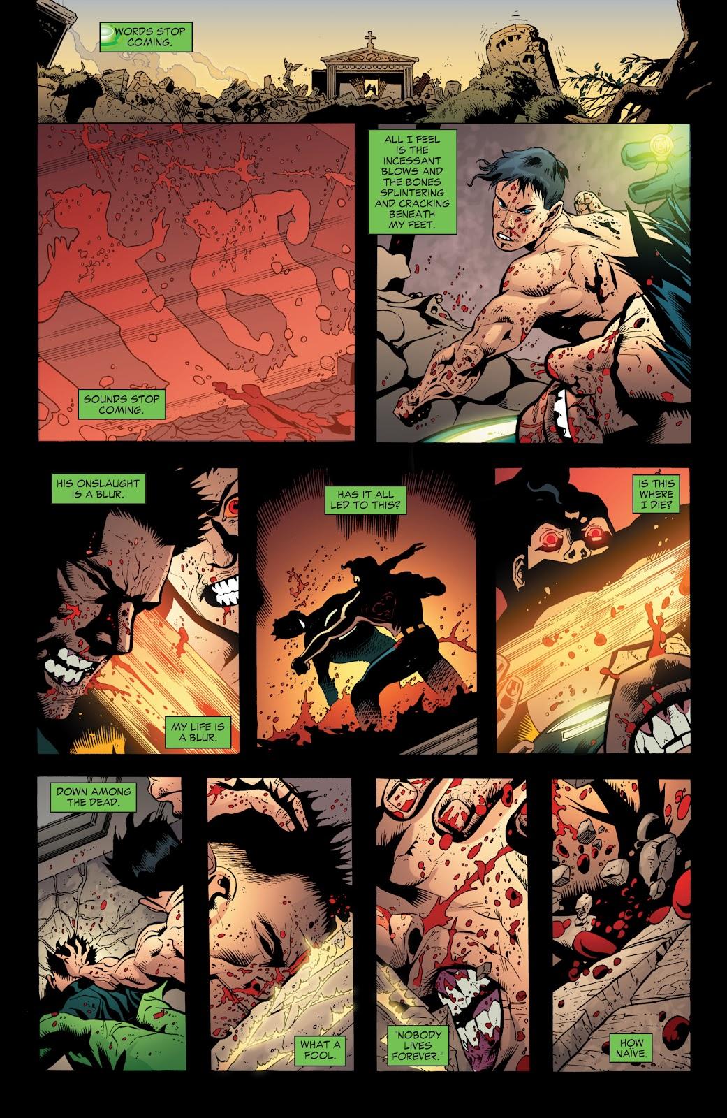 Green Lantern: The Sinestro Corps War Full #1 - English 241