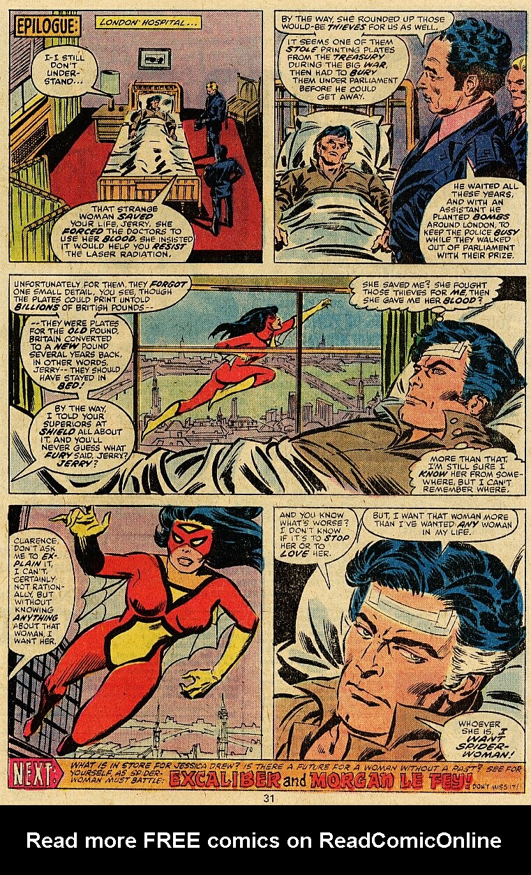 Spider-Woman (1978) #1 #50 - English 18