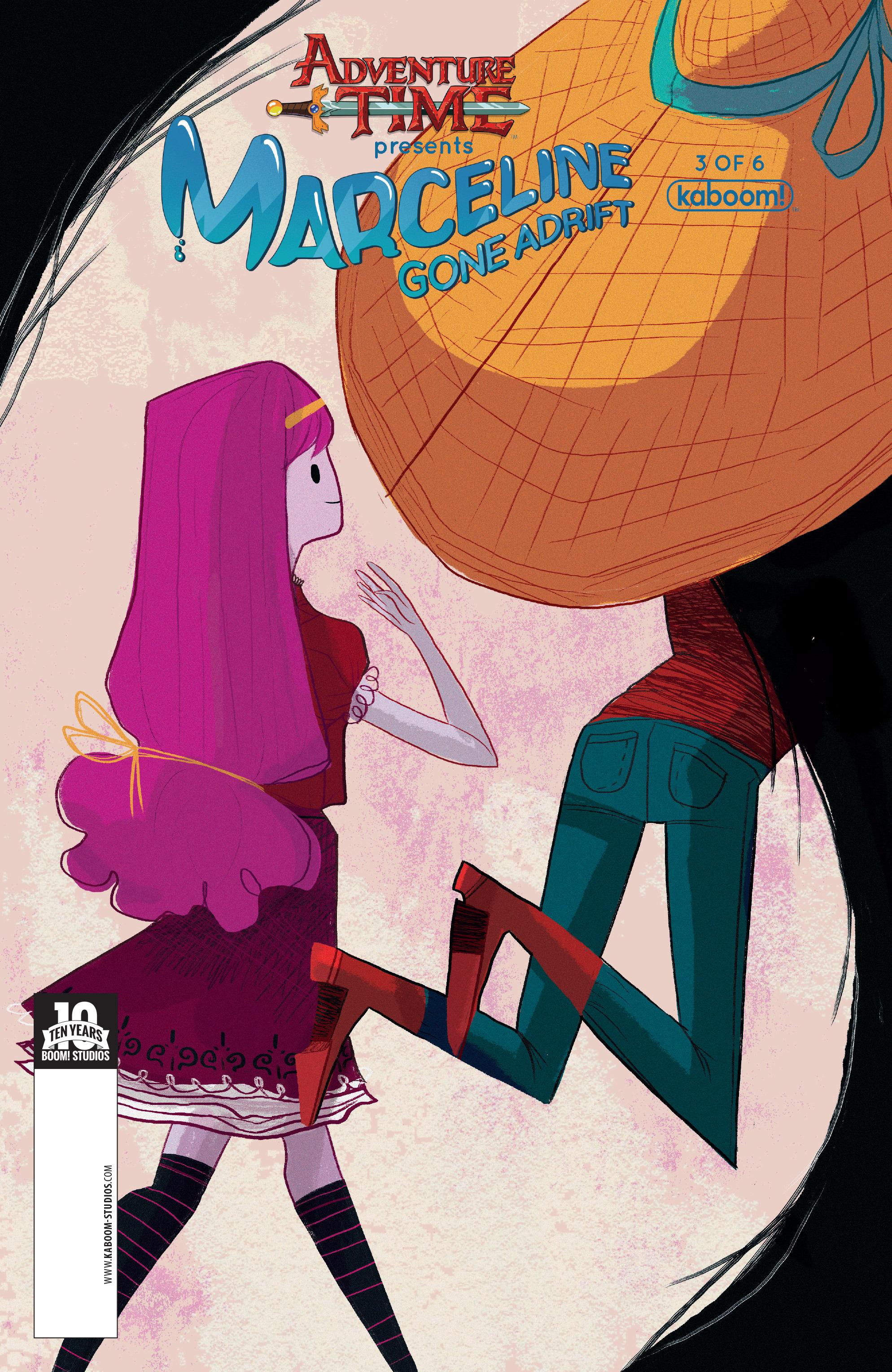 Adventure Time: Marceline Gone Adrift 3 Page 1