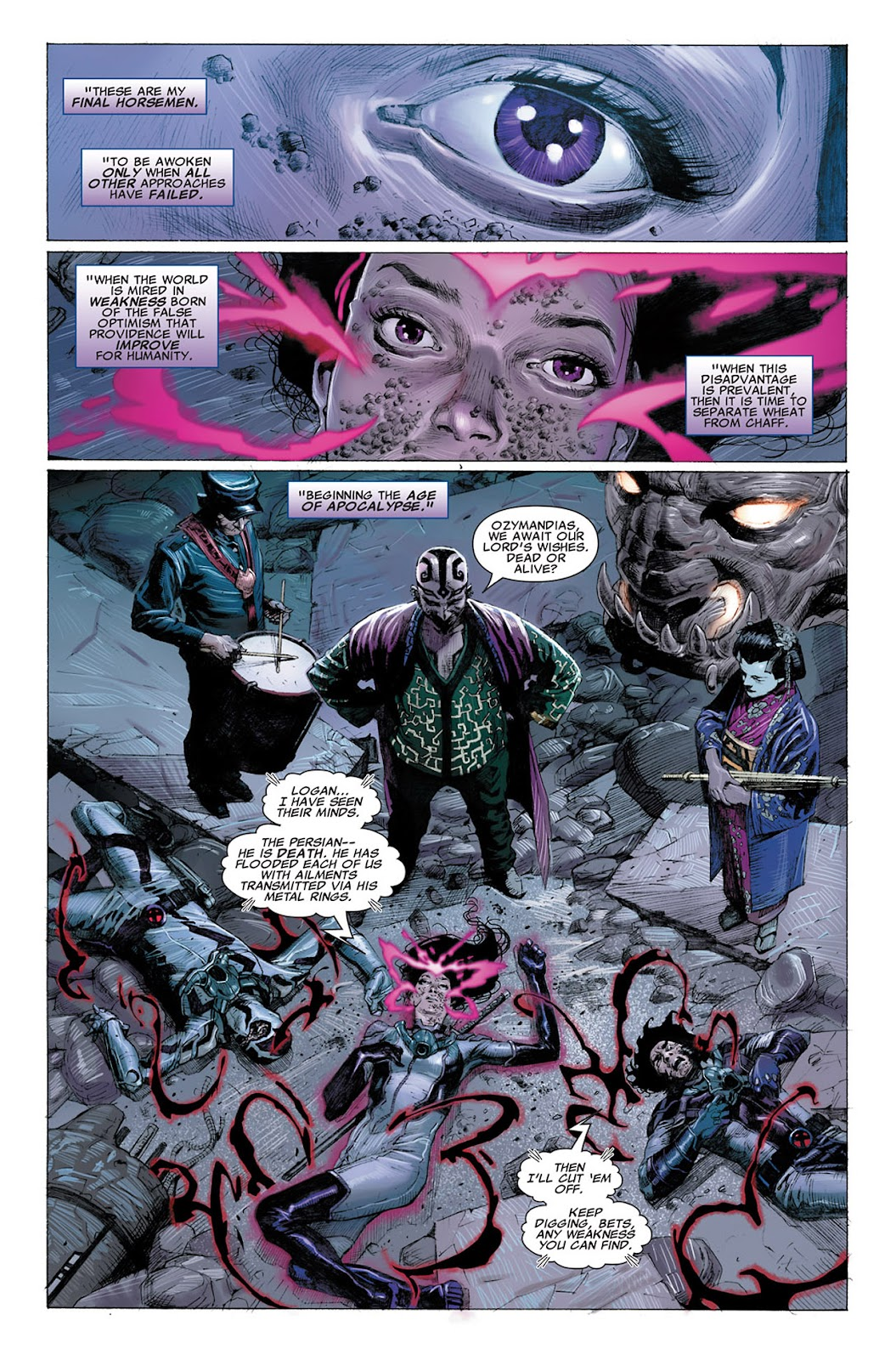 Uncanny X-Force (2010) Issue #3 #3 - English 7
