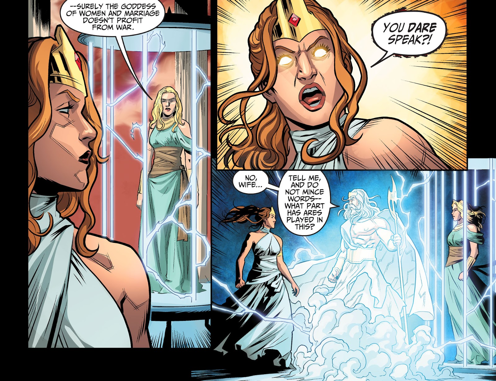 Injustice: Gods Among Us Year Four Issue #13 #14 - English 5