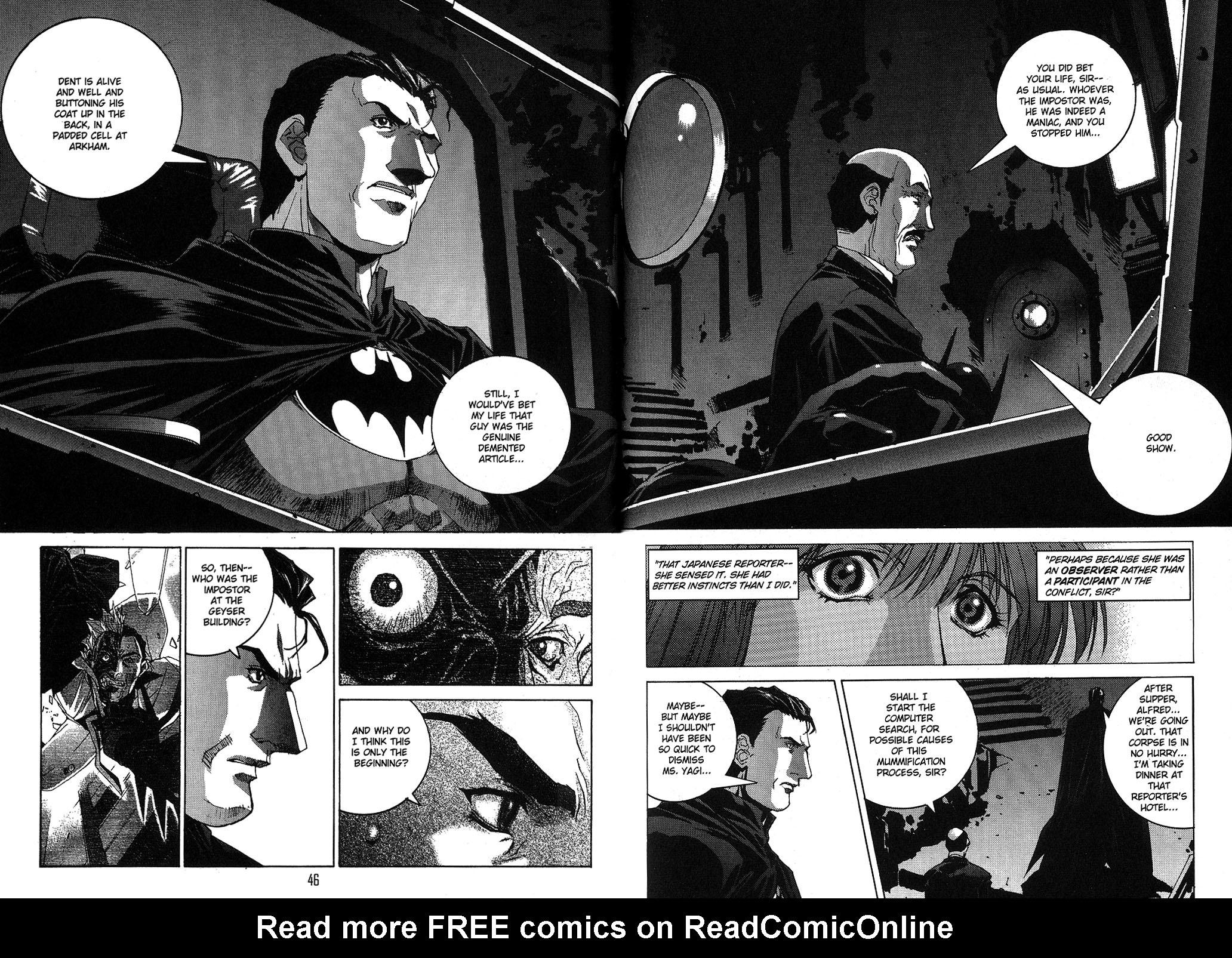 Read online Batman: Child of Dreams comic -  Issue # Full - 45