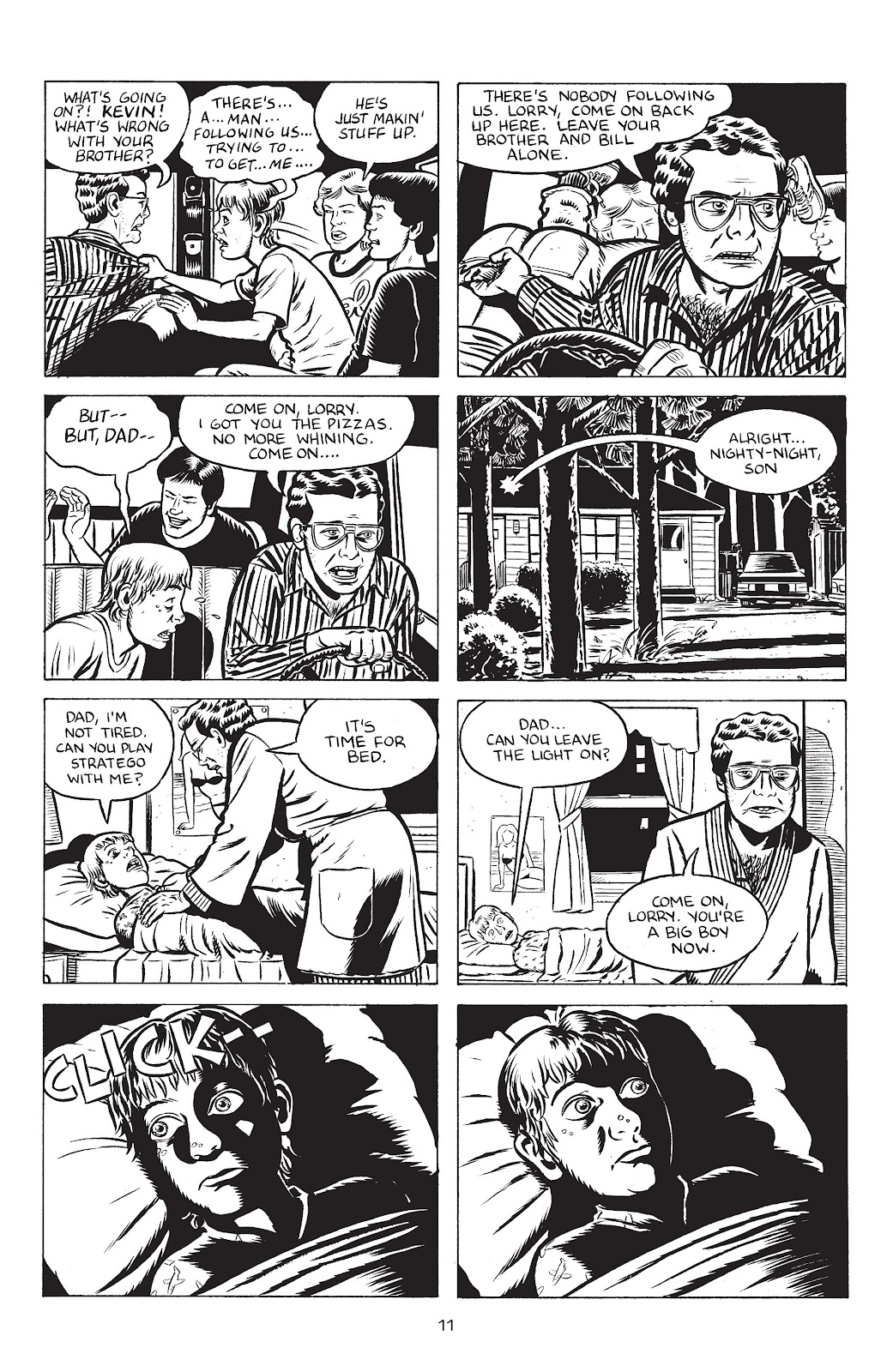 Stray Bullets Issue #32 #32 - English 13