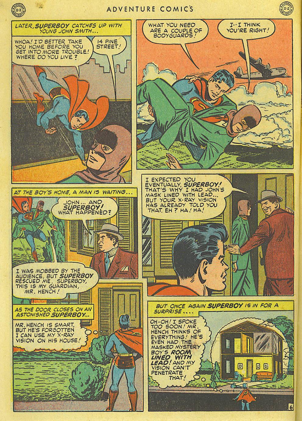 Read online Adventure Comics (1938) comic -  Issue #135 - 8