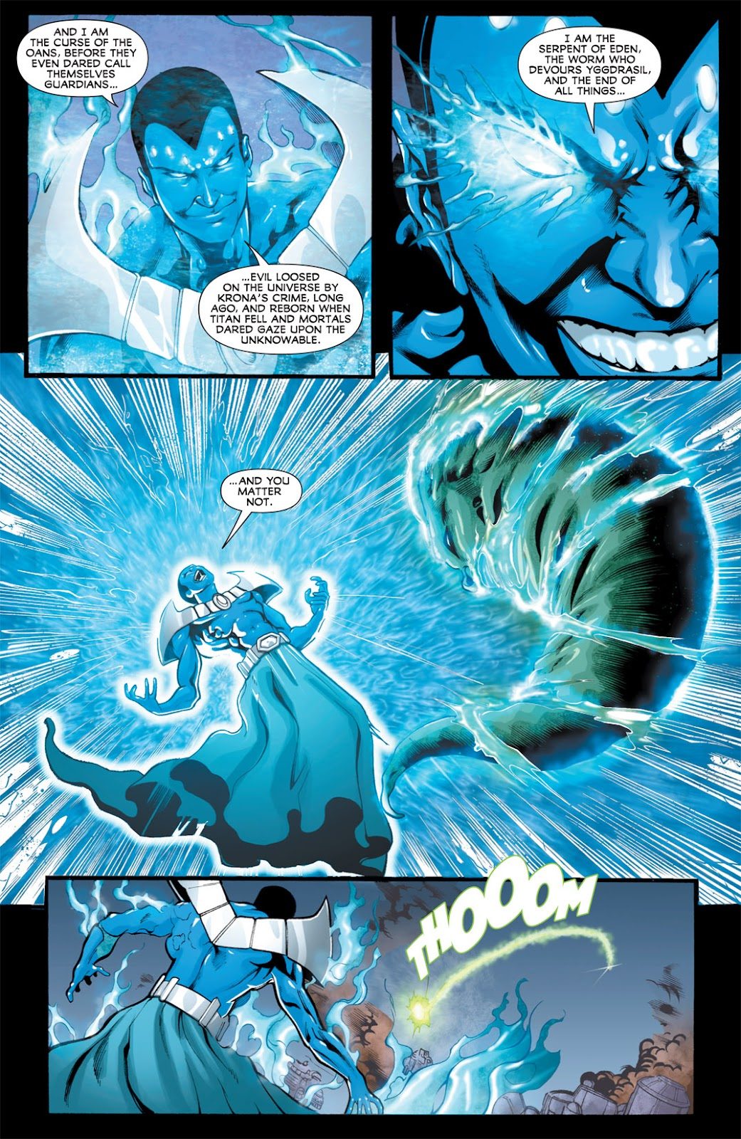 Legion of Super-Heroes (2010) Issue #16 #17 - English 8