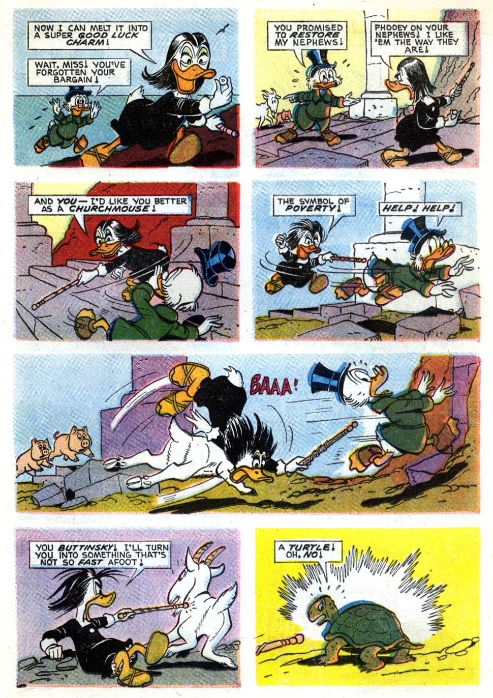 Uncle Scrooge (1953) Issue #40 #40 - English 17