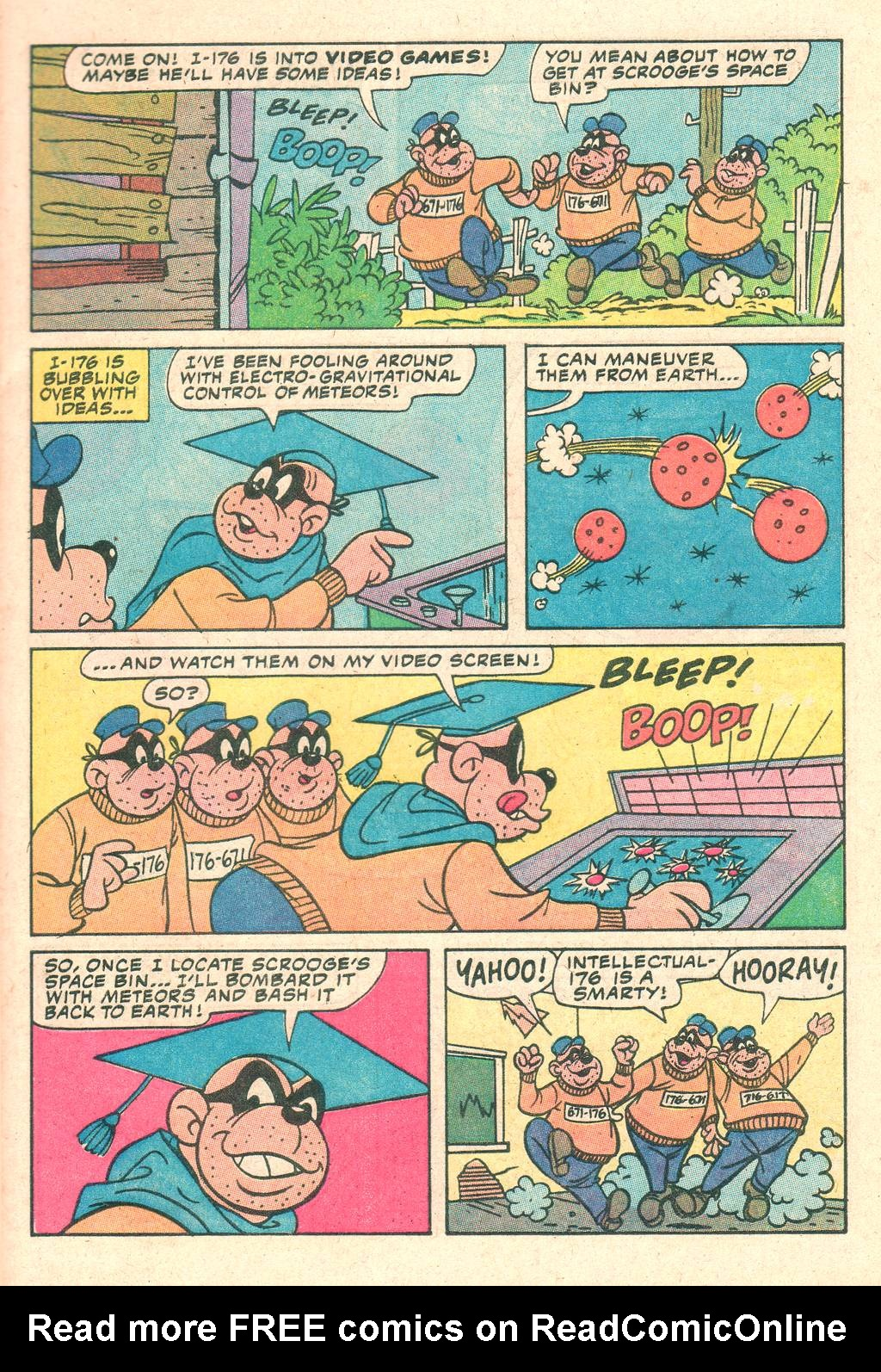 Uncle Scrooge (1953) Issue #205 #205 - English 9