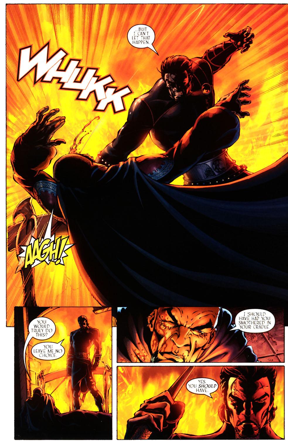 Read online Scion comic -  Issue #12 - 11