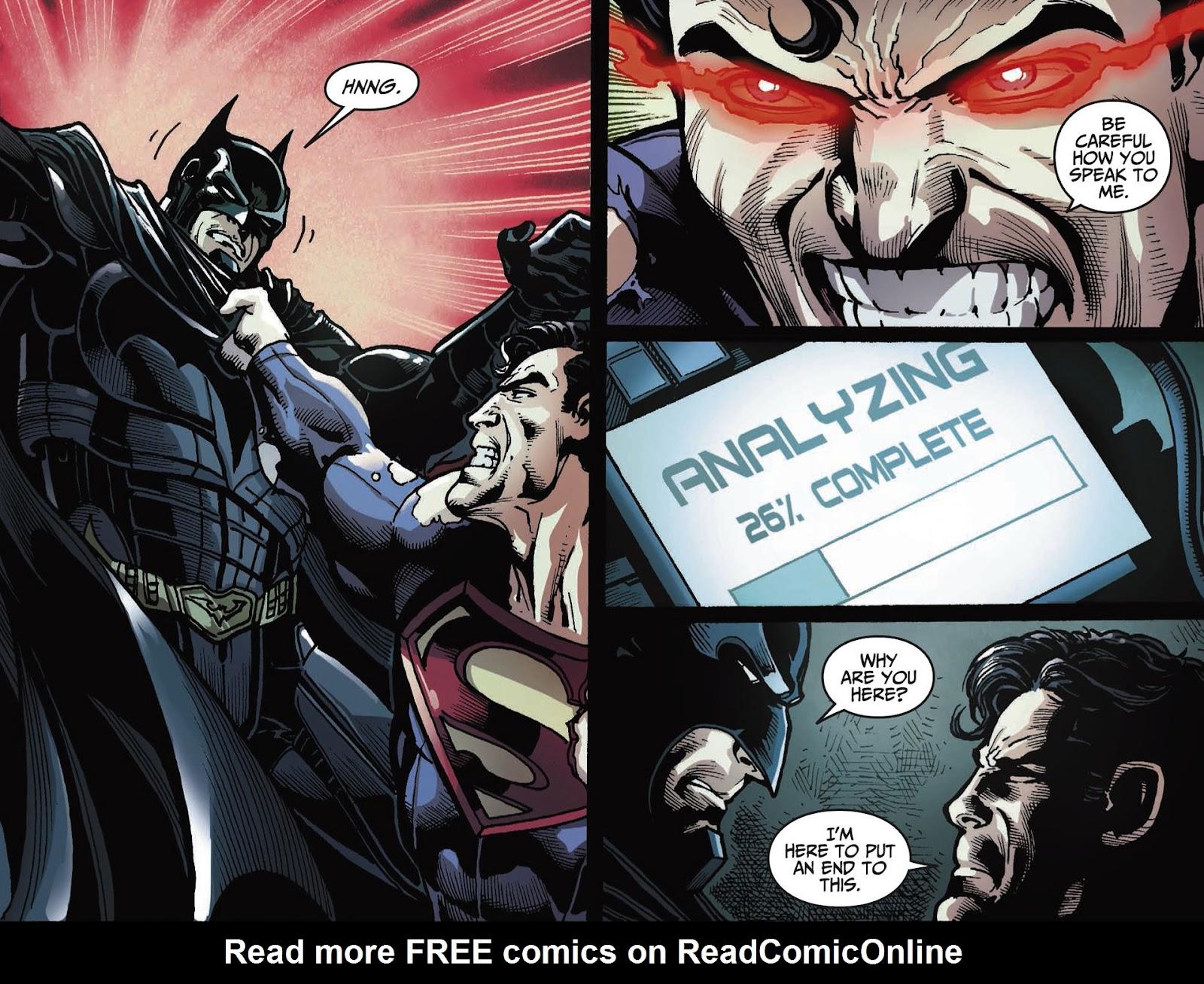 Injustice: Gods Among Us [I] Issue #35 #36 - English 9