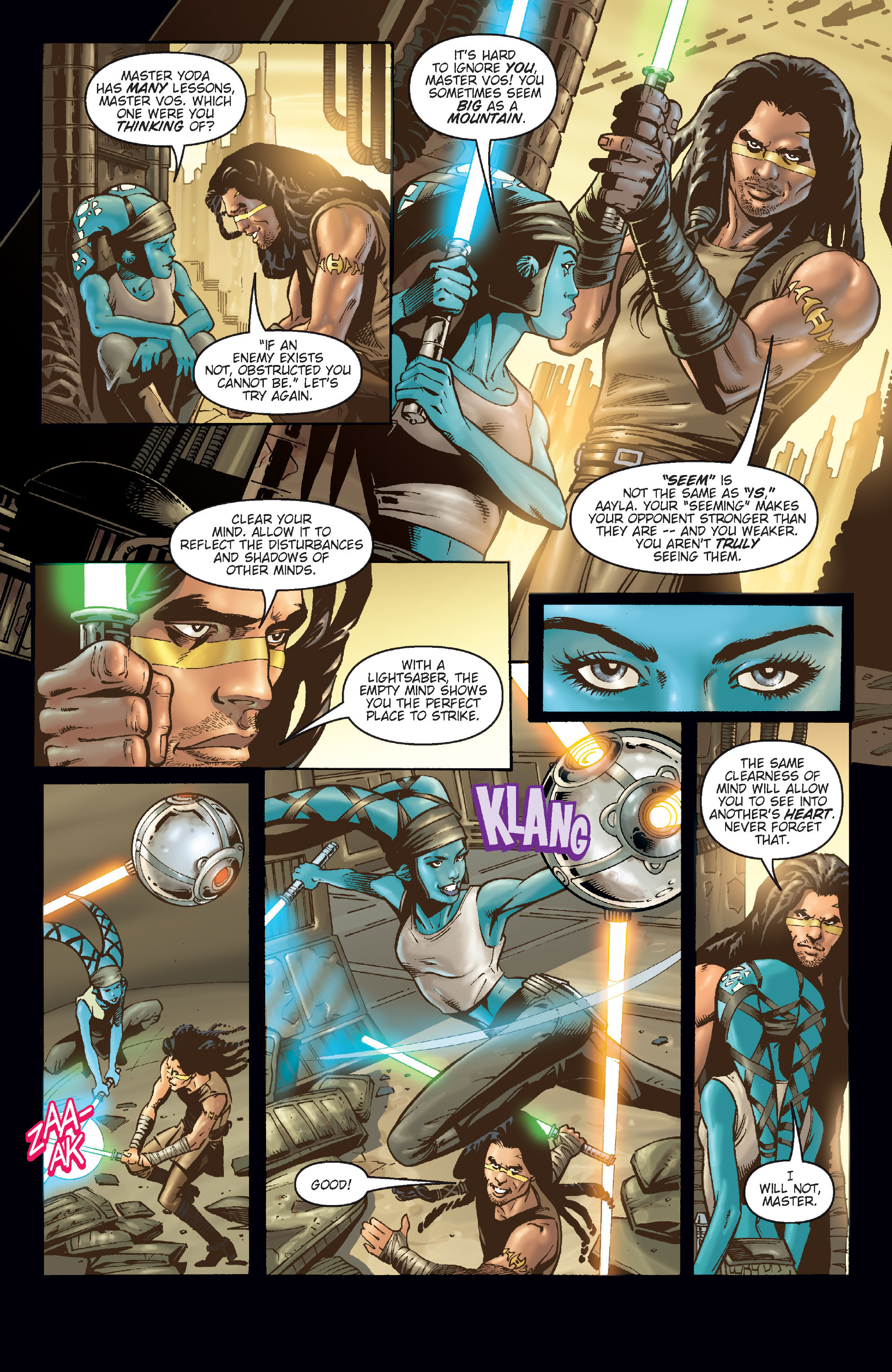 Star Wars Legends Epic Collection: The Clone Wars chap 2 pic 79