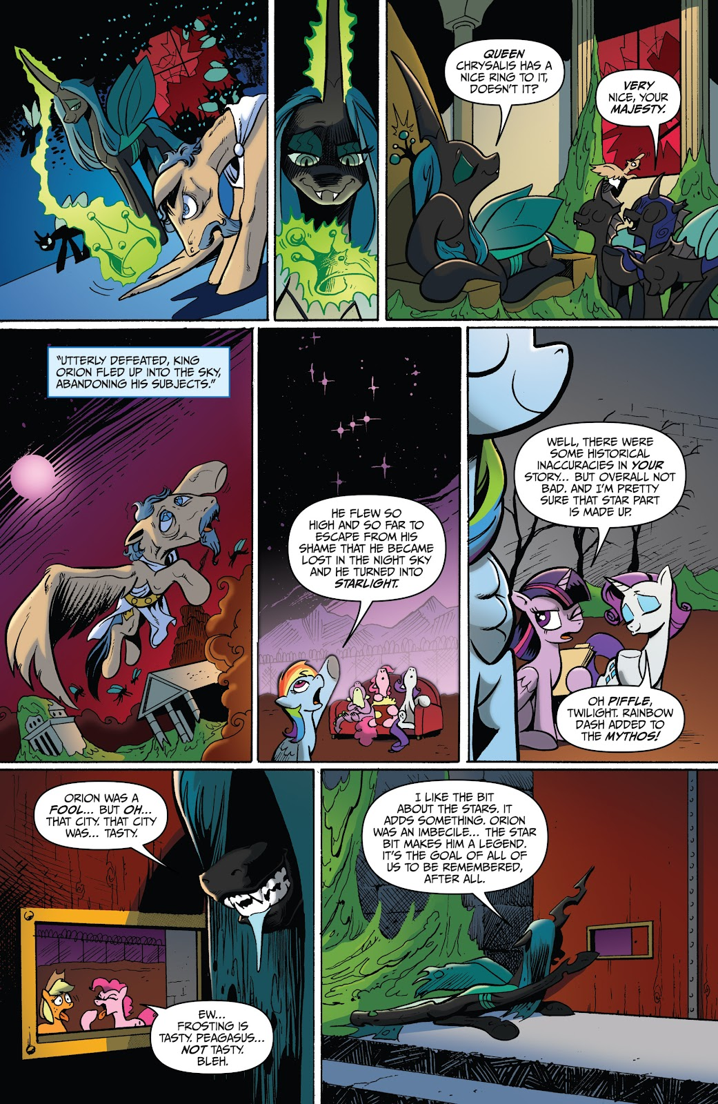 My Little Pony: Fiendship is Magic Issue #5 #5 - English 9
