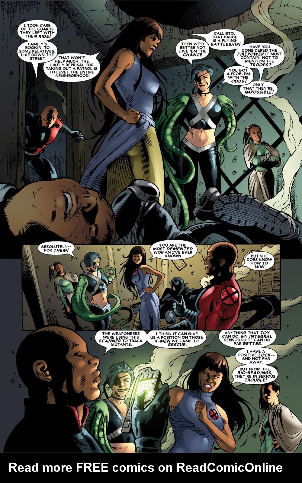 Excalibur (2004) Issue #12 #12 - English 7