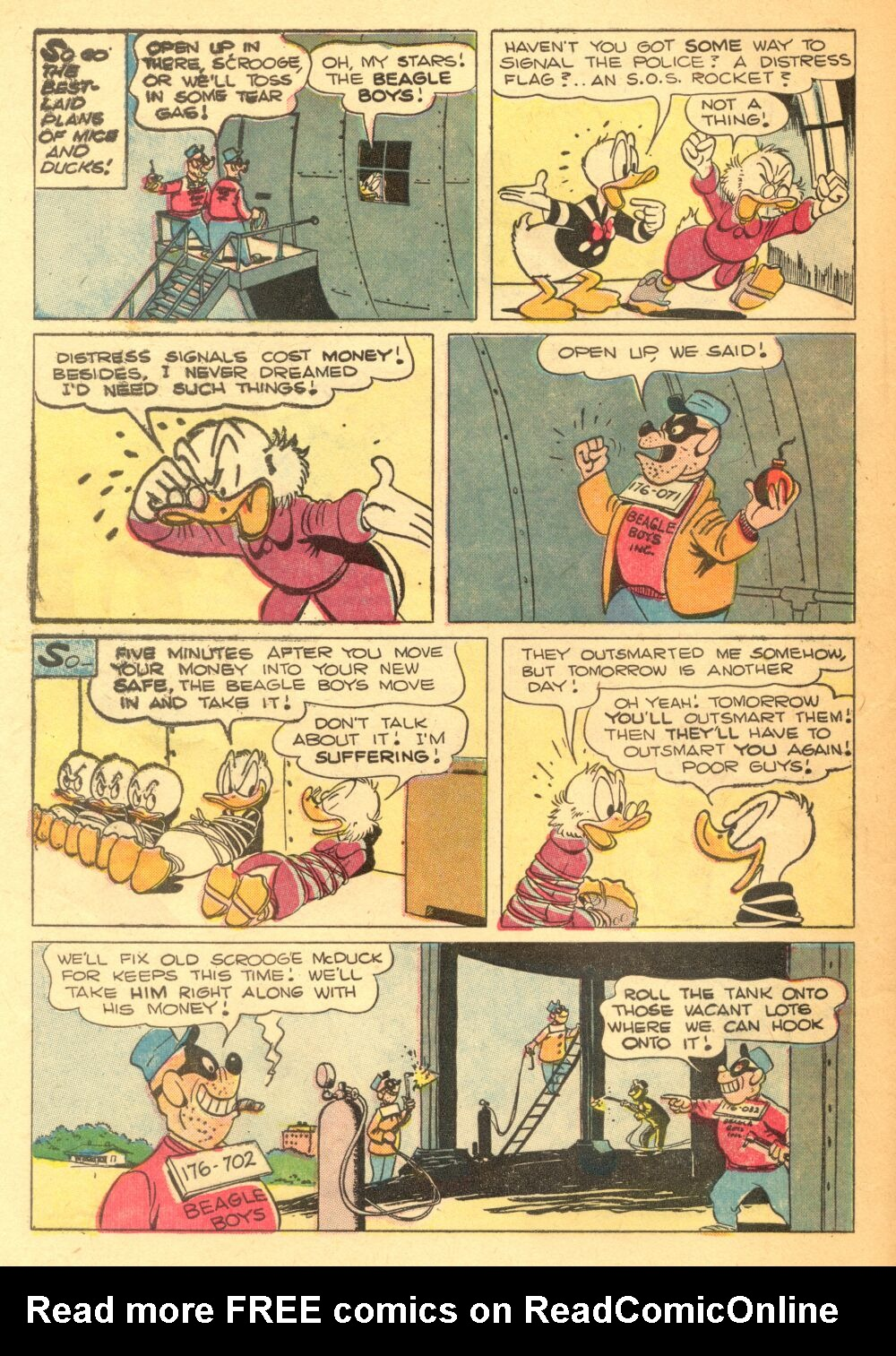 Uncle Scrooge (1953) #3 #402 - English 30