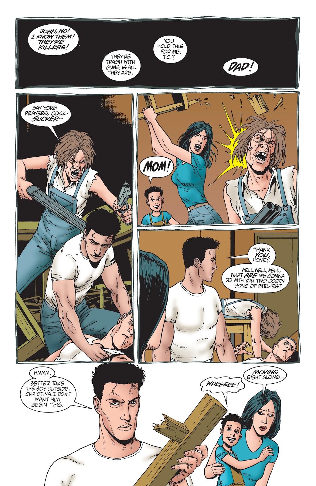 Preacher Issue #49 #58 - English 19