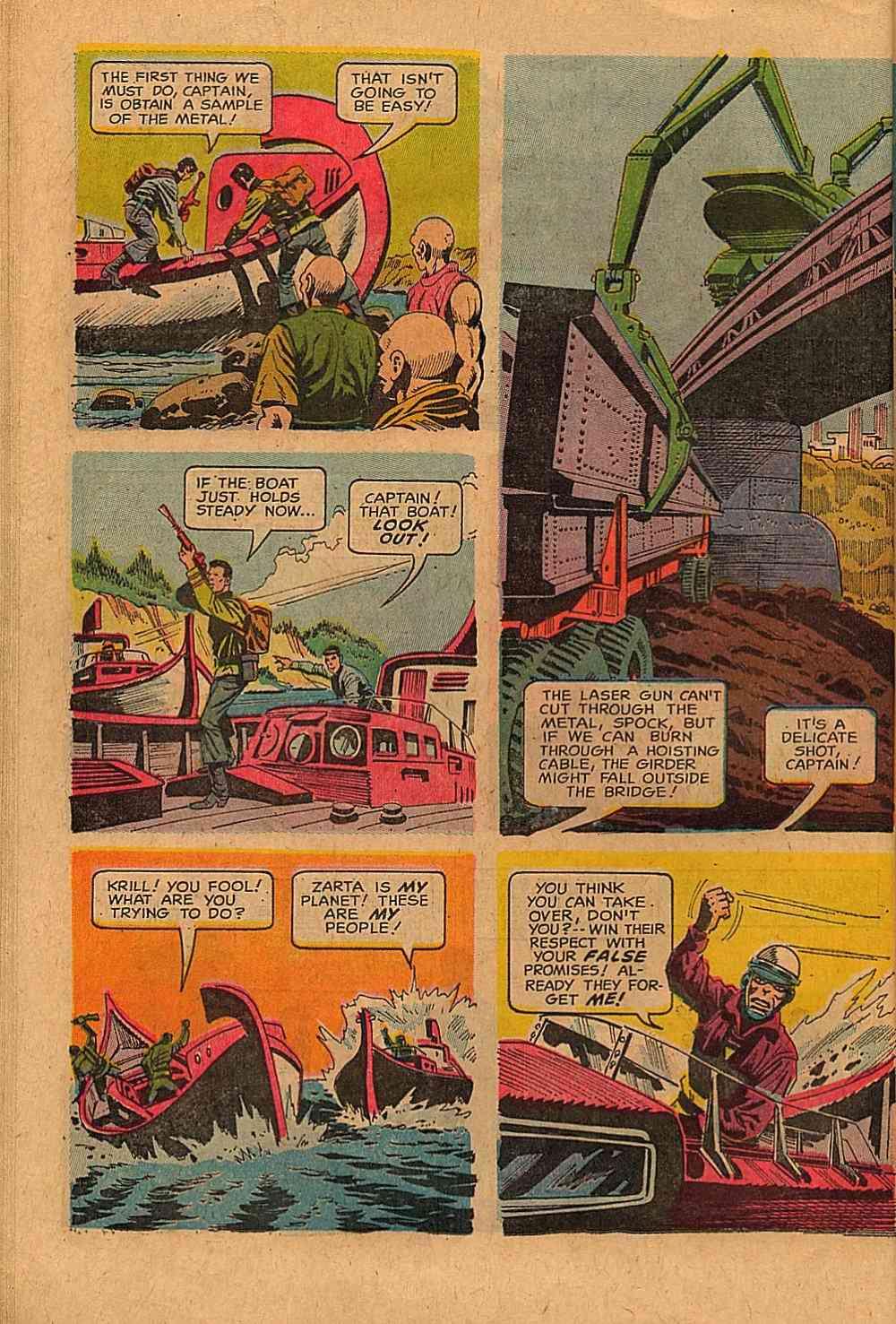 Star Trek (1967) Issue #3 #3 - English 21