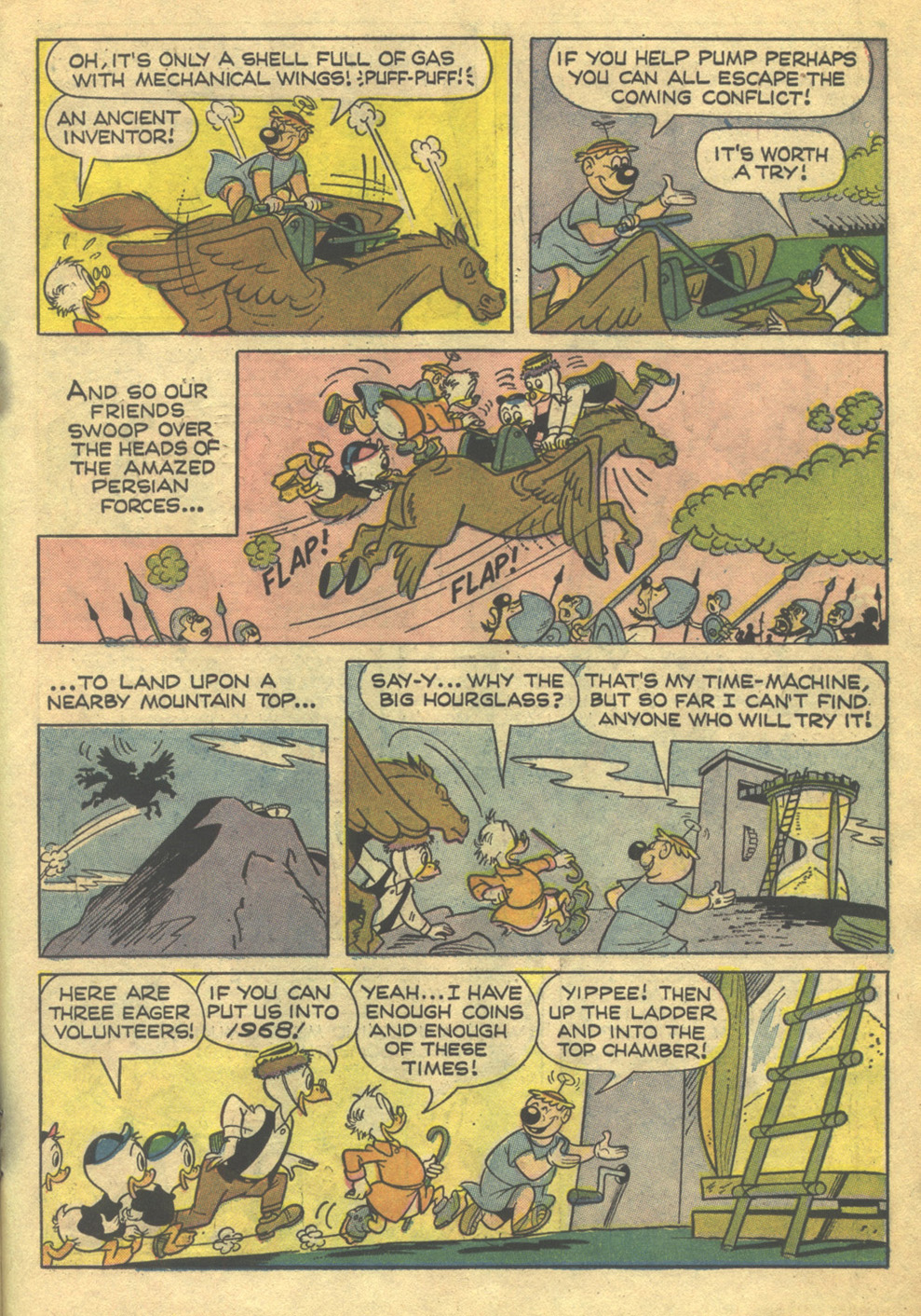 Uncle Scrooge (1953) Issue #75 #75 - English 15
