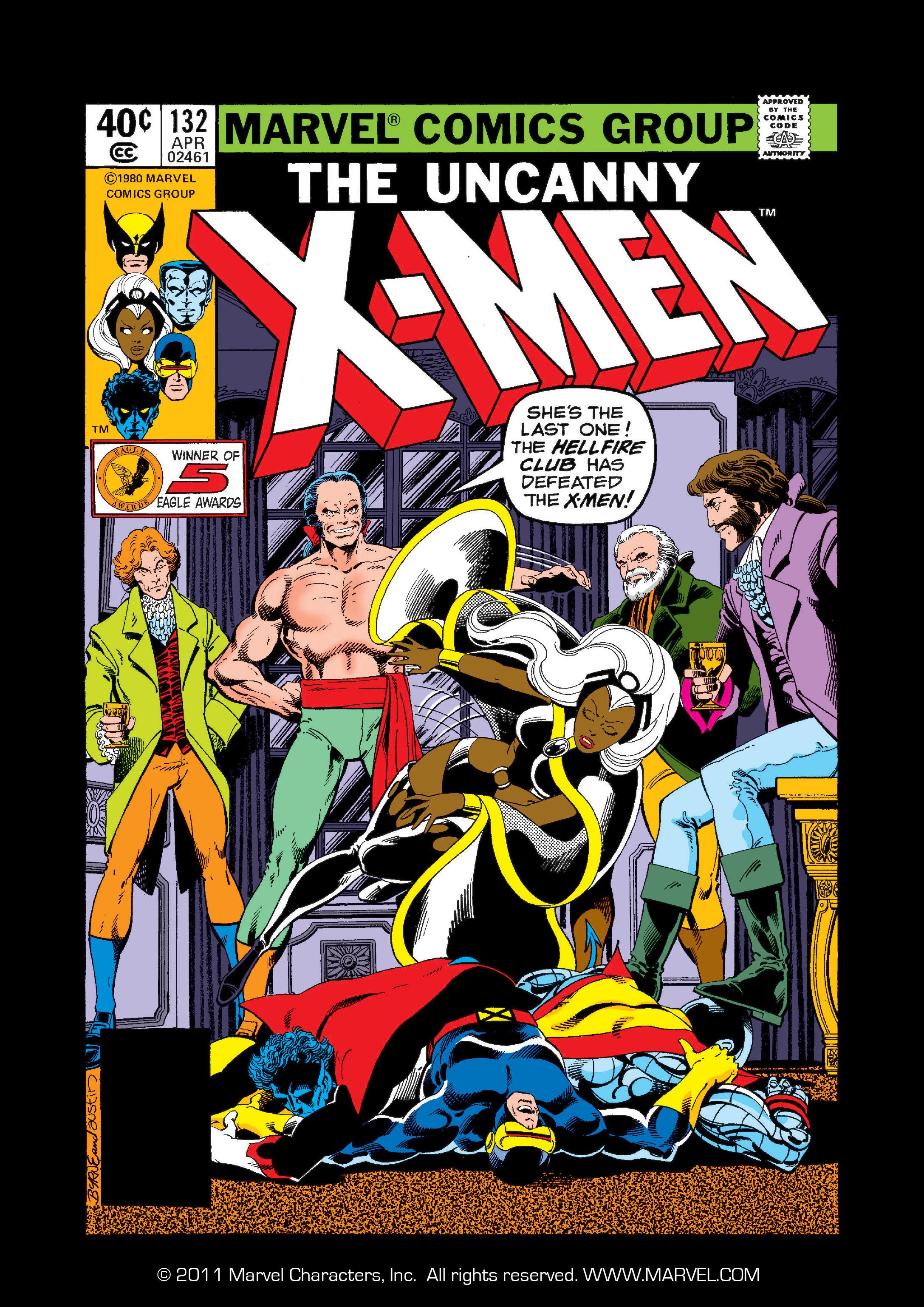 Uncanny X-Men (1963) 132 Page 1