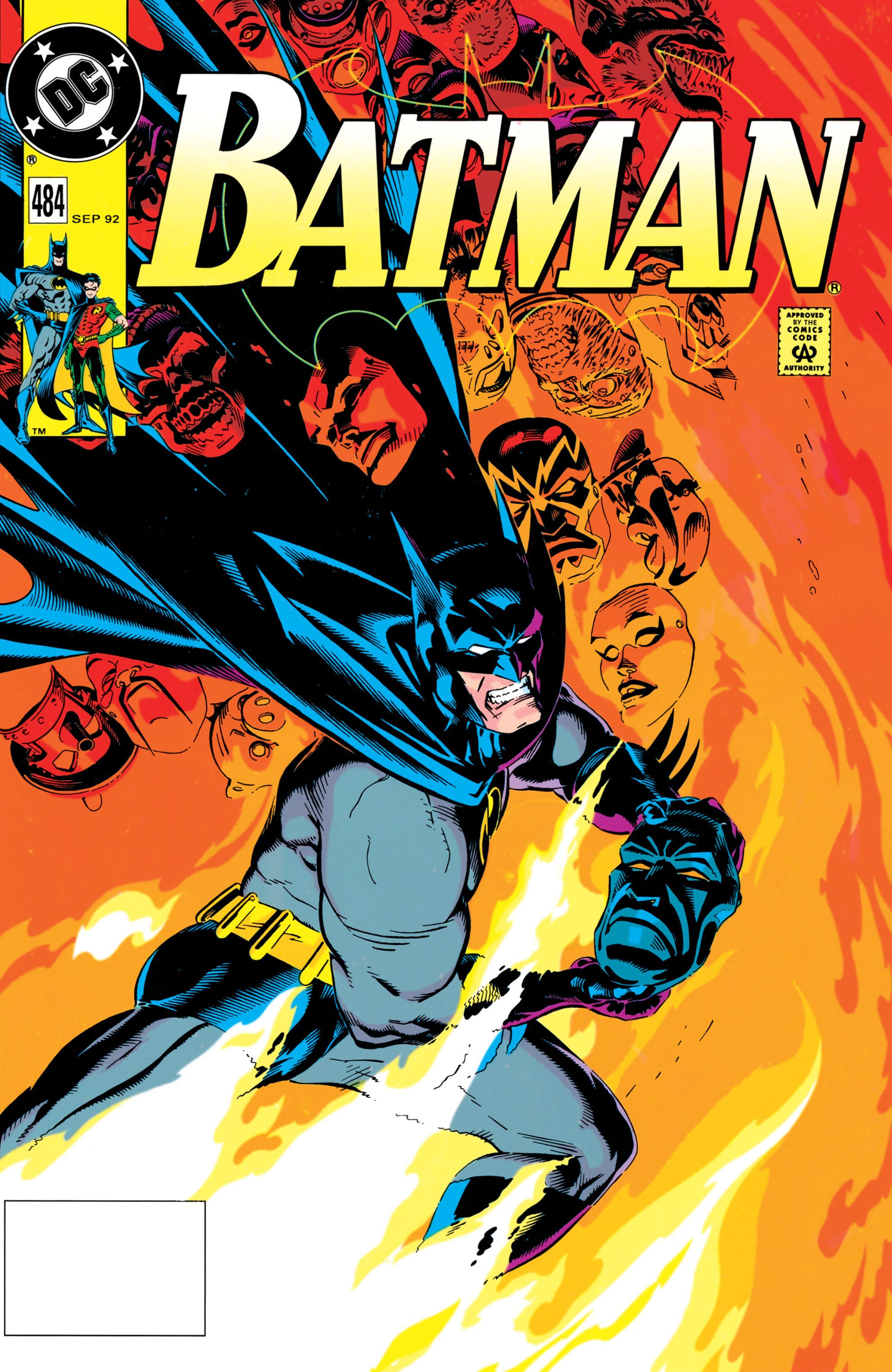 Batman (1940) 484 Page 1