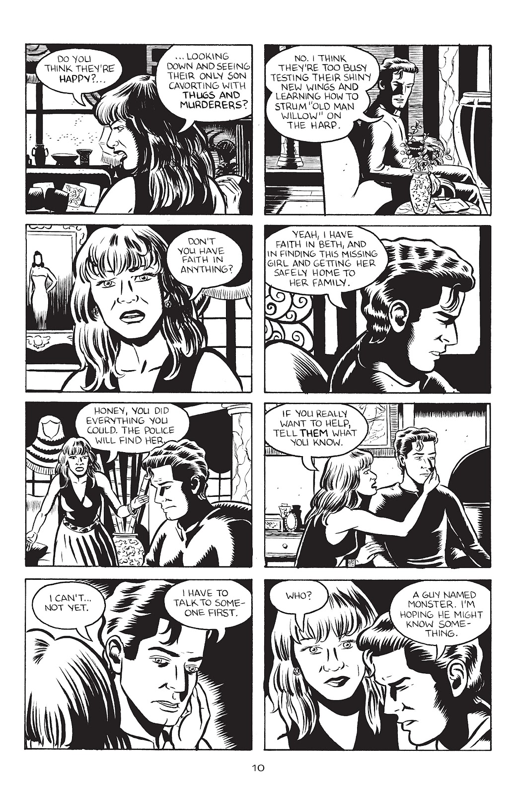Stray Bullets Issue #28 #28 - English 12