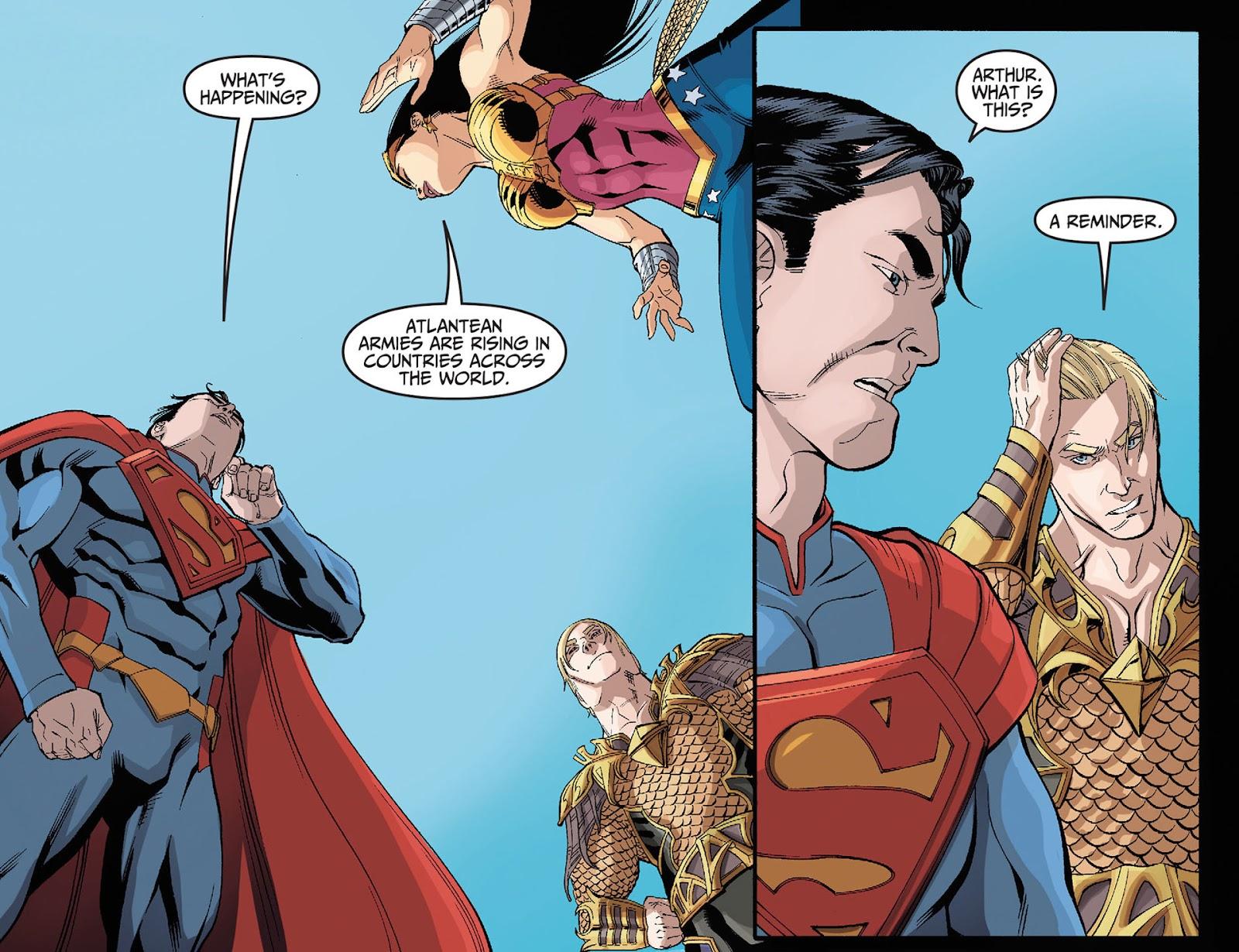 Injustice: Gods Among Us [I] Issue #12 #13 - English 9
