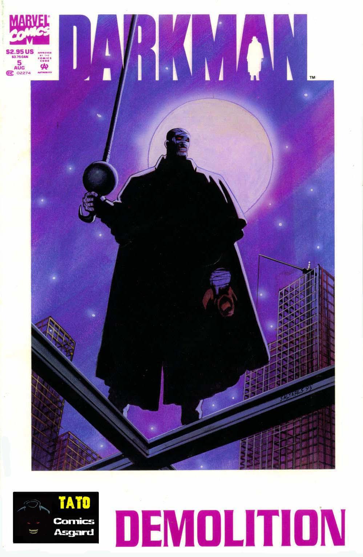 Darkman (1993) #5 #5 - English 1