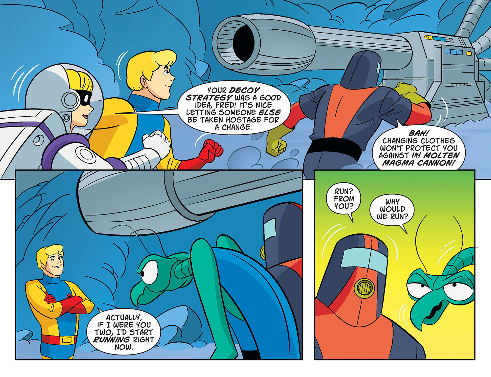 Read online Scooby-Doo! Team-Up comic -  Issue #40 - 18