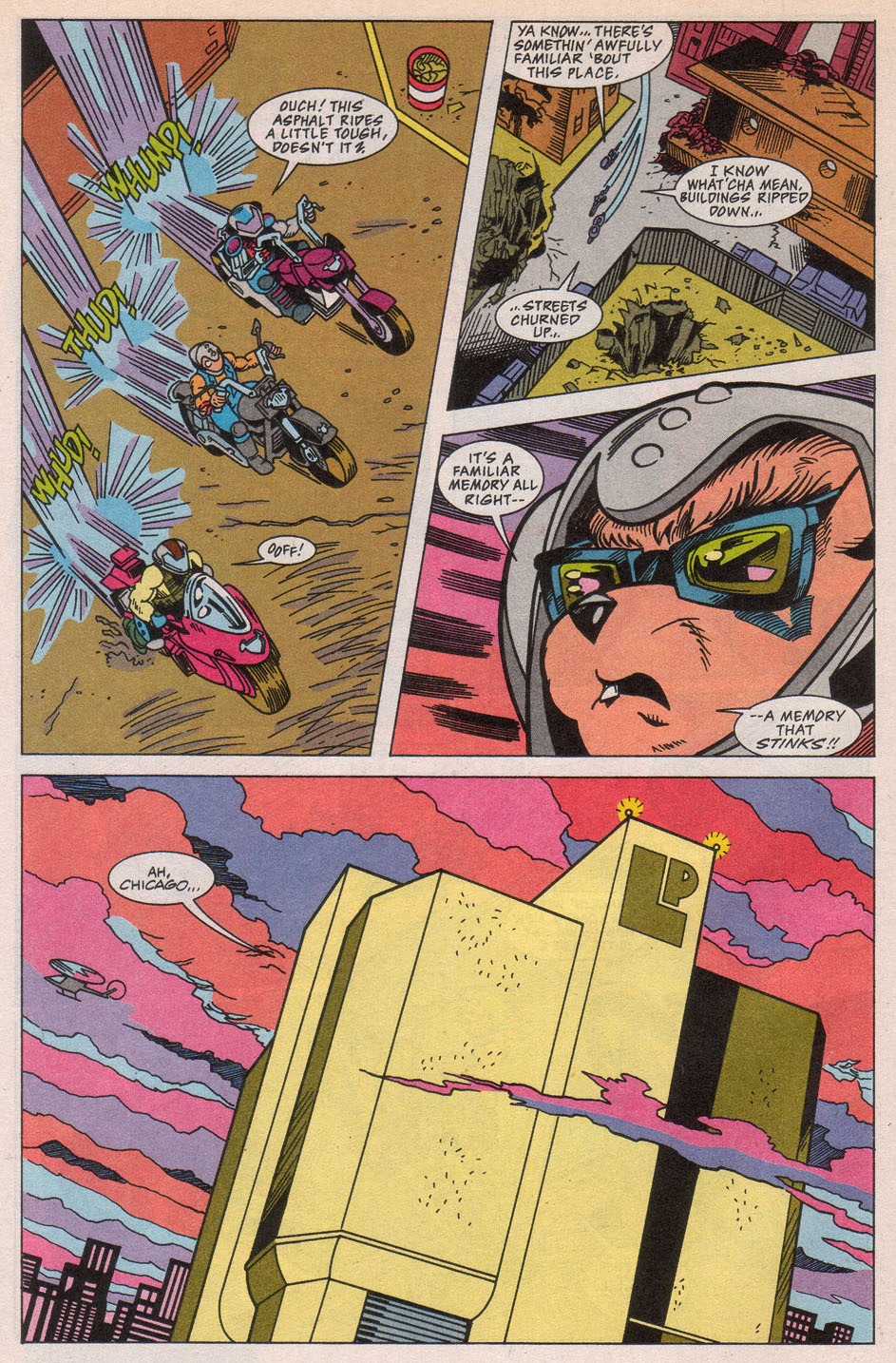 Biker Mice from Mars 1 Page 13