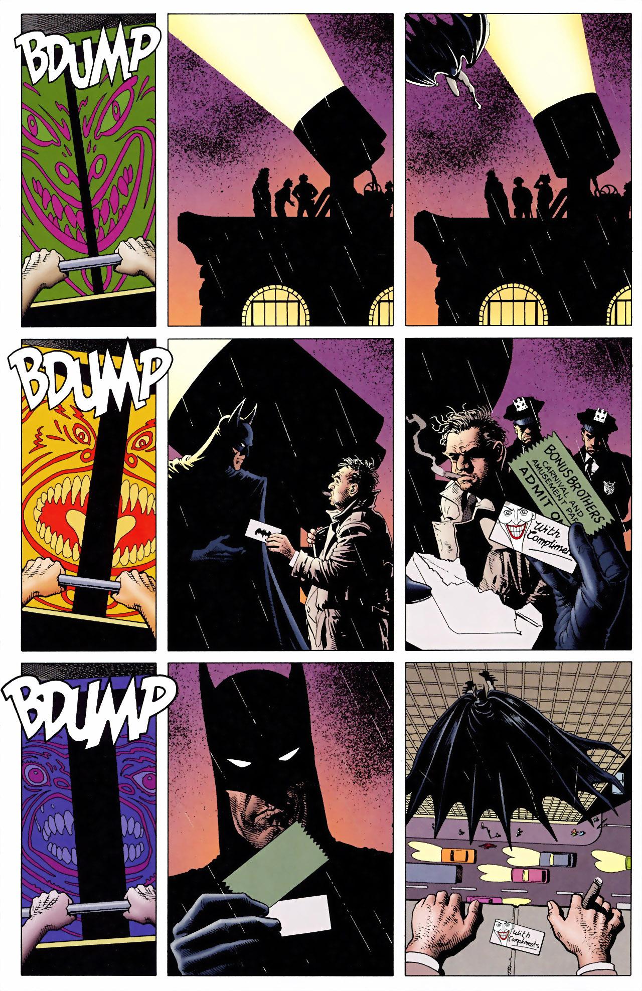 Batman: The Killing Joke chap 1 pic 33