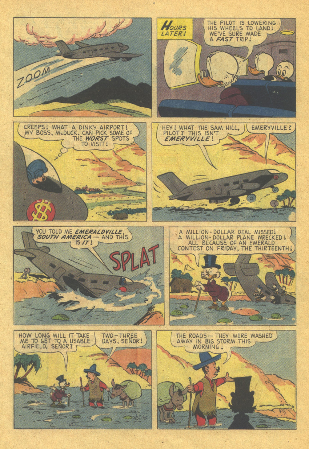 Uncle Scrooge (1953) Issue #31 #31 - English 28