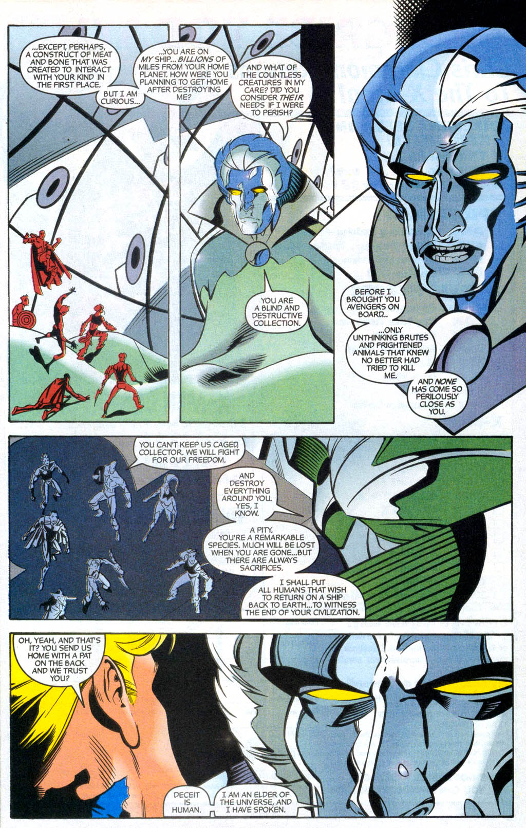 Read online Avengers United They Stand comic -  Issue #7 - 21