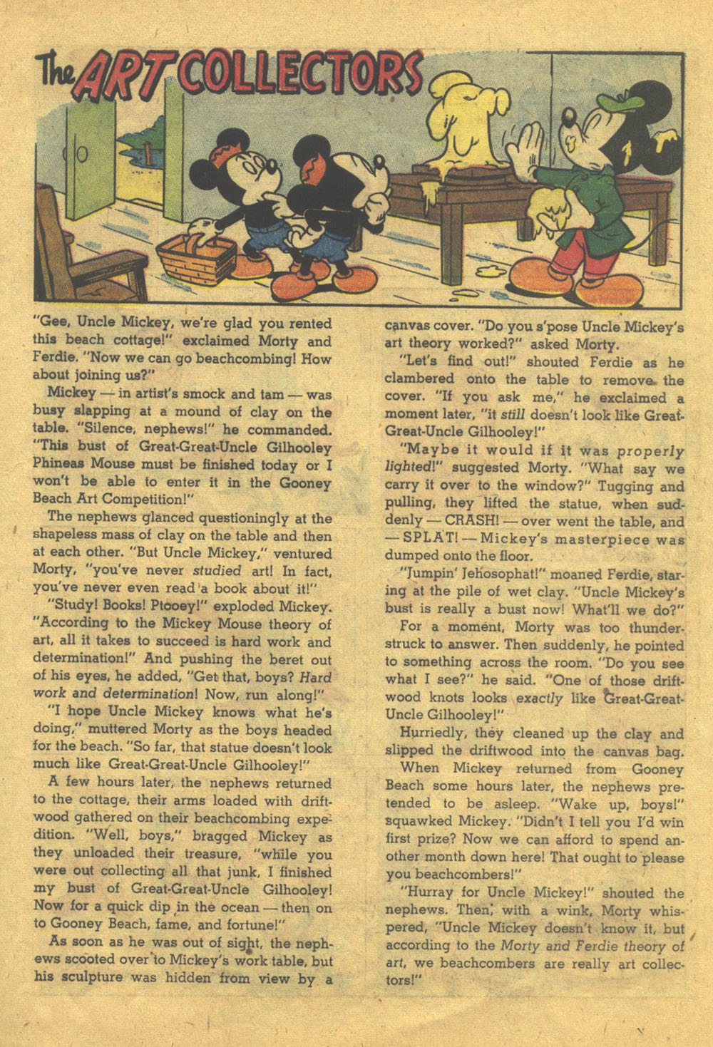 Uncle Scrooge (1953) Issue #22 #22 - English 28