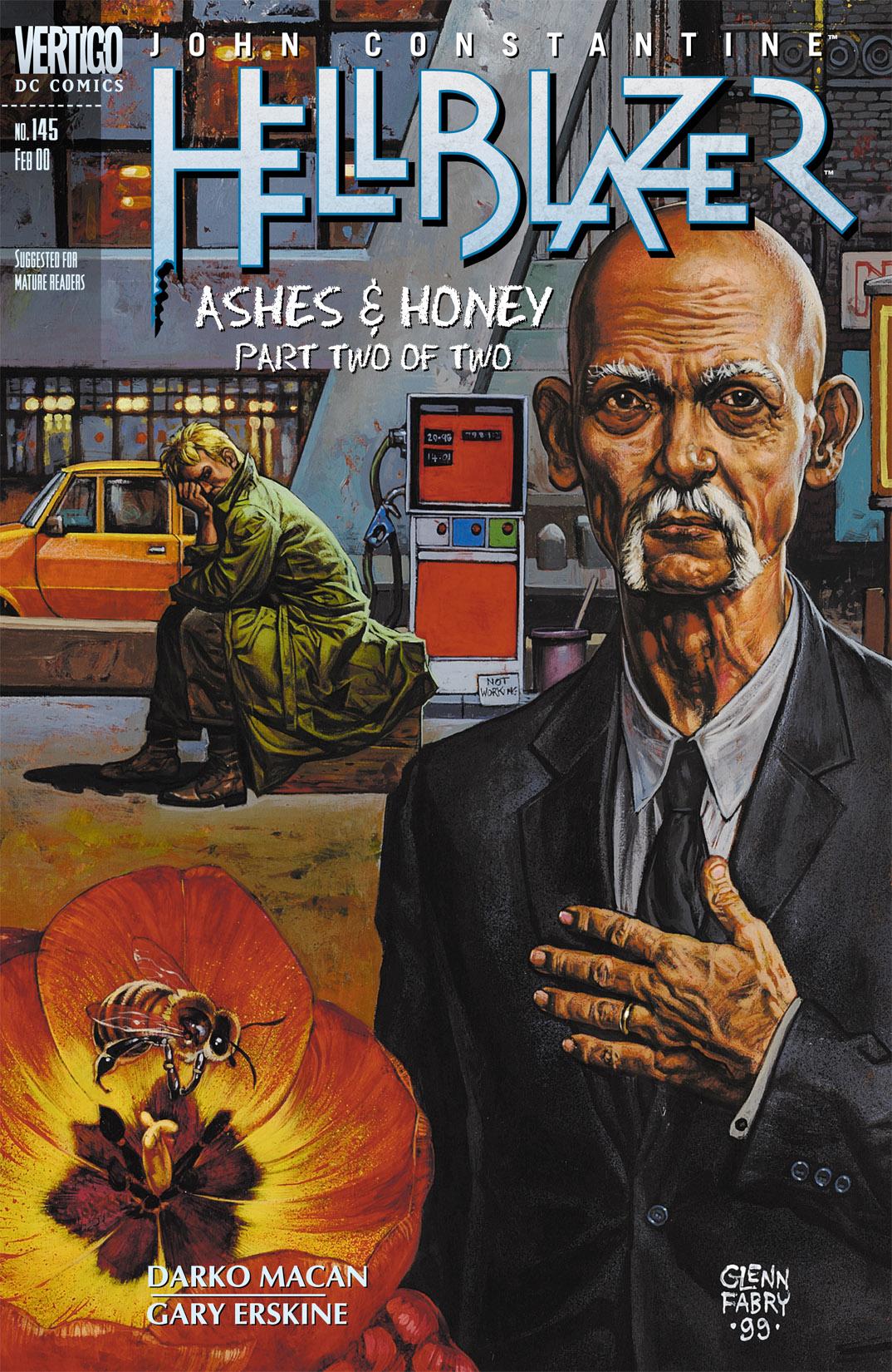 Hellblazer issue 145 - Page 1