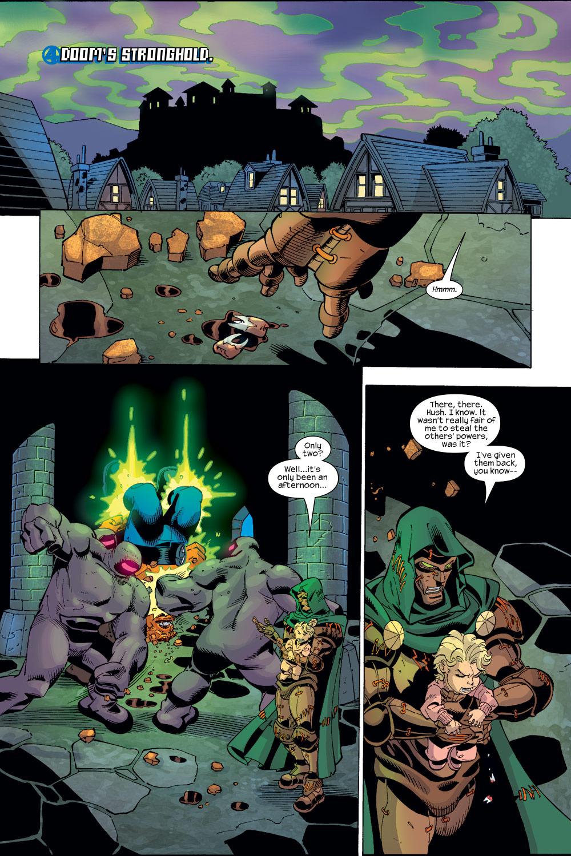 Fantastic Four (1998) #70 #74 - English 16