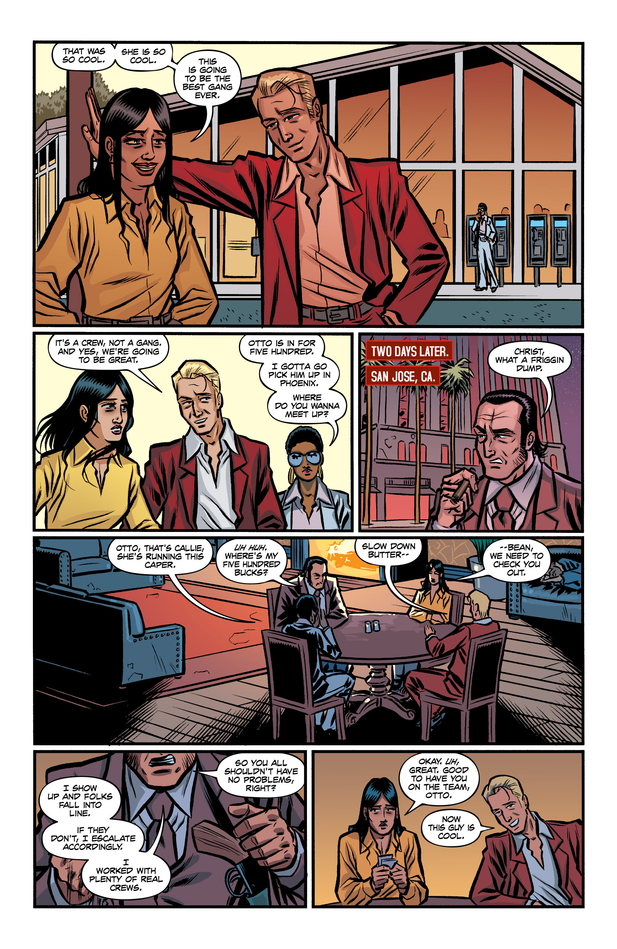 Read online Heartthrob (2016) comic -  Issue #2 - 19