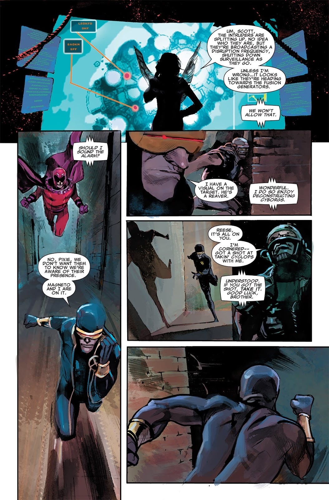 Uncanny X-Force (2010) Issue #5.1 #6 - English 19