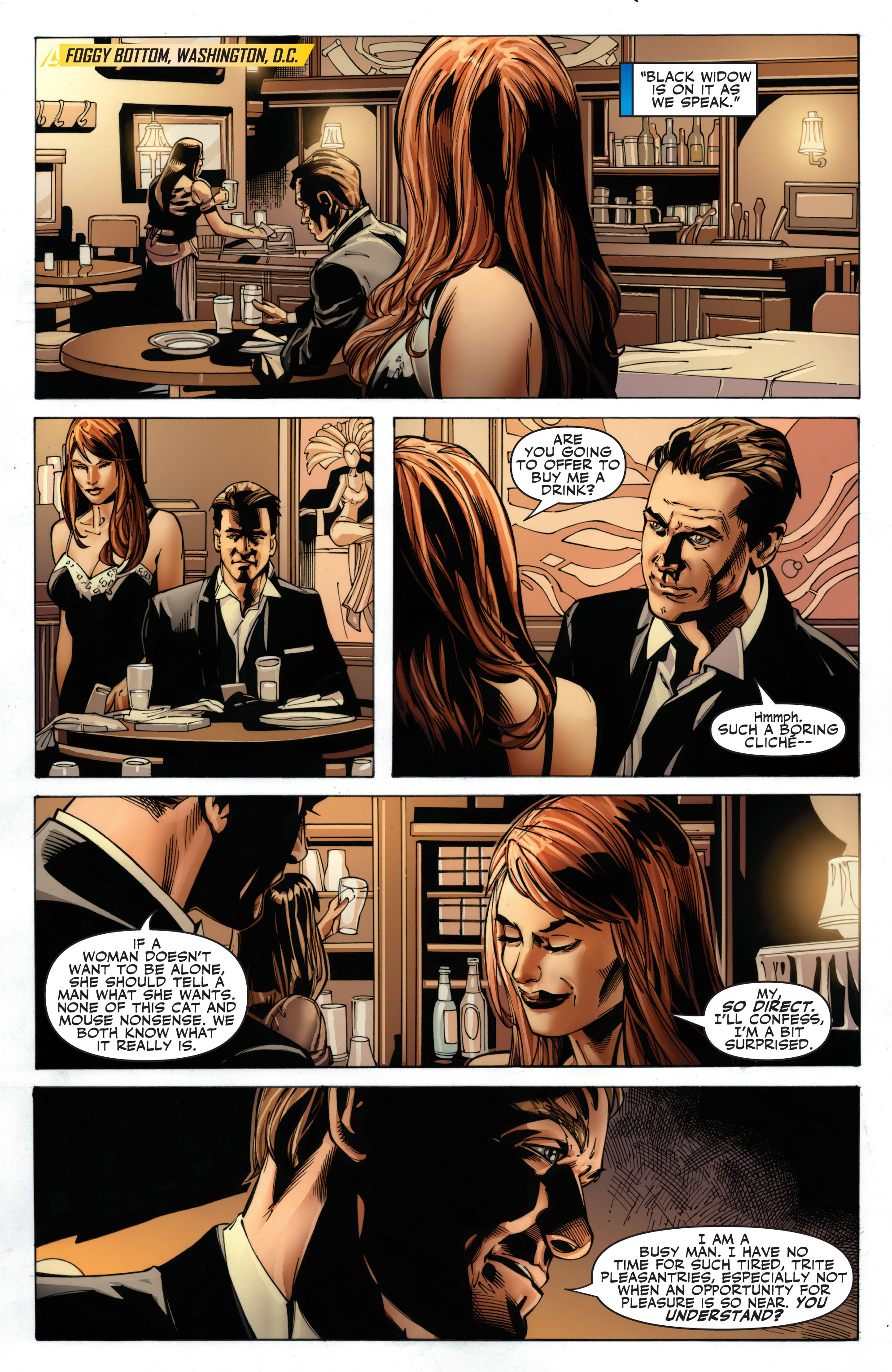 Read online Secret Avengers (2010) comic -  Issue #12.1 - 12