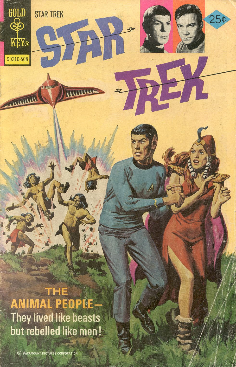 Star Trek (1967) Issue #32 #32 - English 1