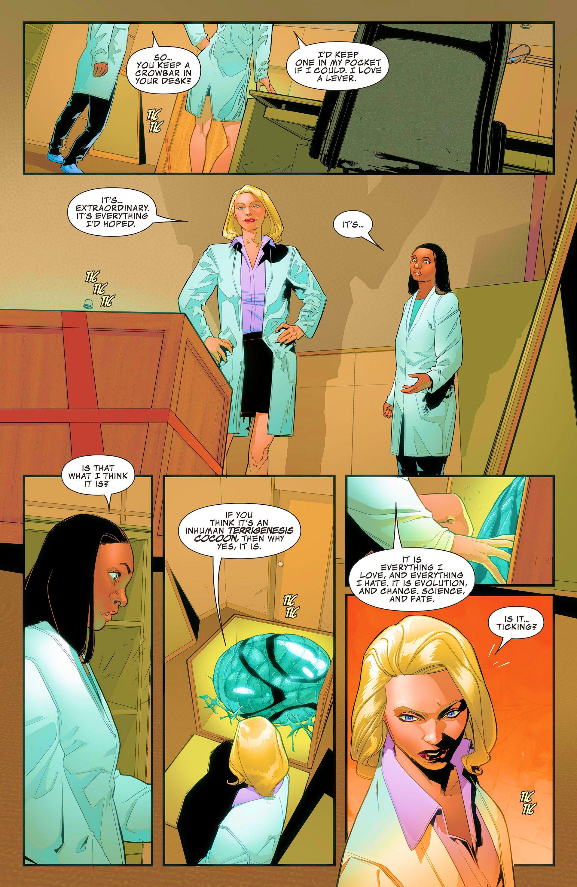 Read online Avengers Assemble (2012) comic -  Issue #21 - 5