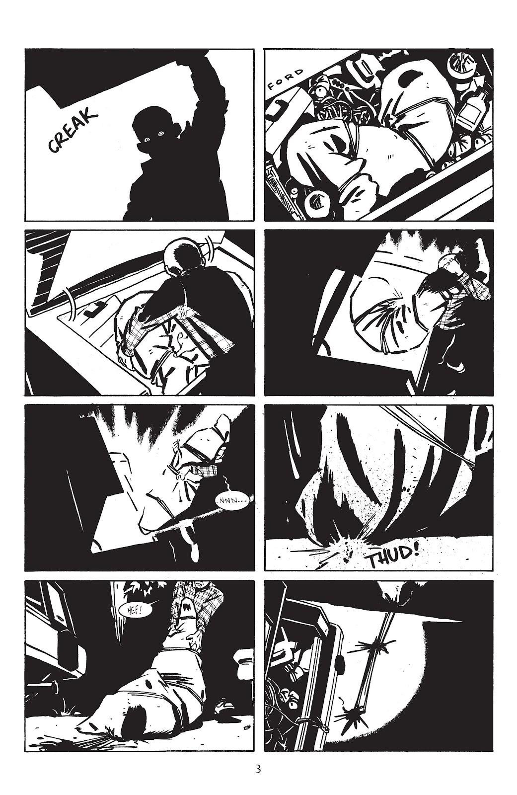 Stray Bullets Issue #1 #1 - English 6