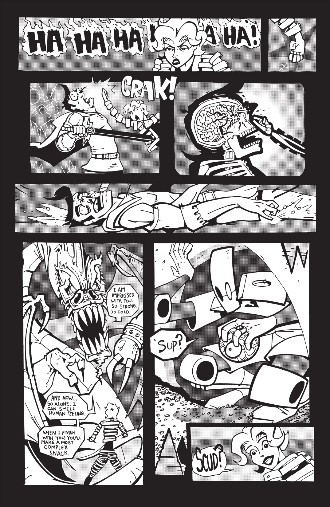 Read online Scud: The Disposable Assassin: The Whole Shebang comic -  Issue # TPB (Part 3) - 67