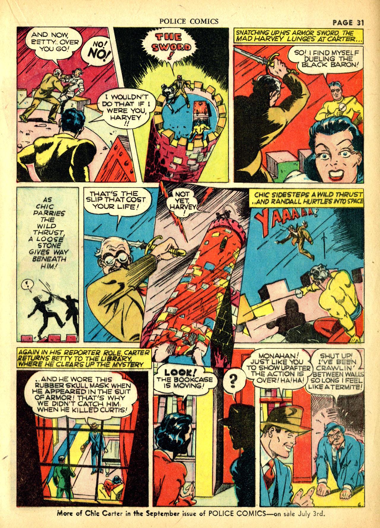 Police Comics #1 #127 - English 34