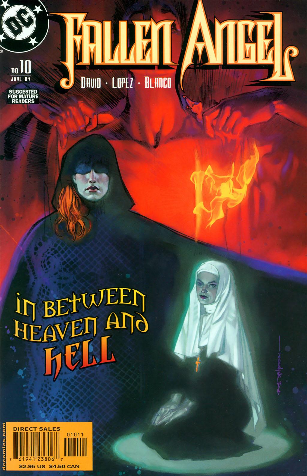Fallen Angel (2003) 10 Page 1